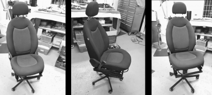 Chair Fabrication Surrey