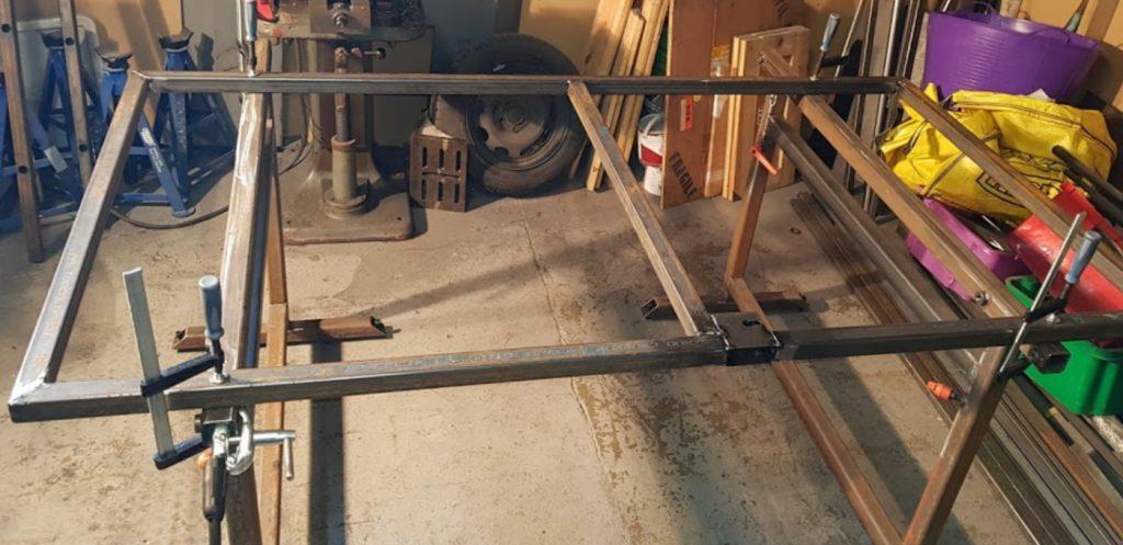 Steel Gate Fabrication, Surrey
